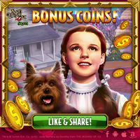 Slots – Wizard of Oz Spins, Promo Codes and Coupons